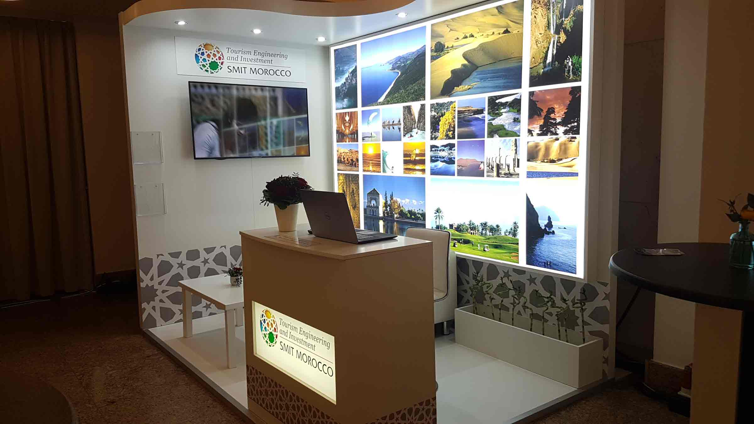 Stand tourisme Maroc